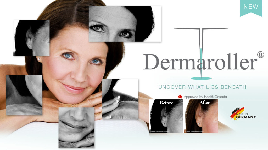 Micro-needling therapy-dermarollers