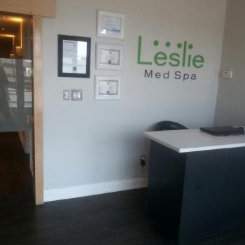 Leslie Med Spa Office